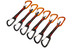 Black Diamond Freewire Quickdraw 6-Pack 18cm